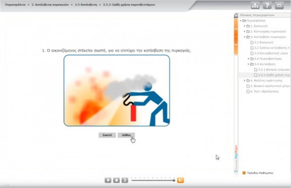 DigiMagix Safety Awareness: Fire